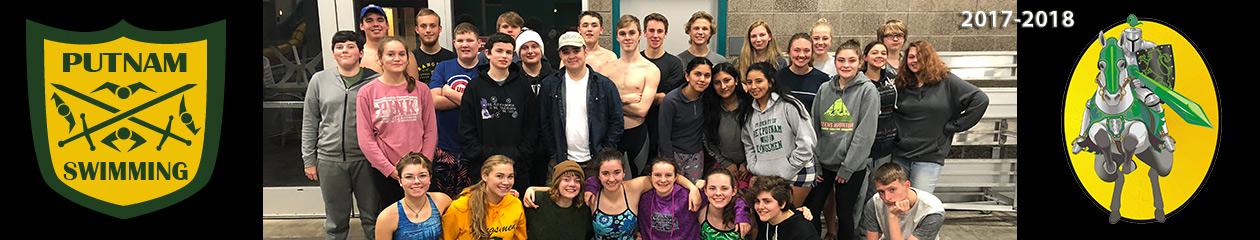 Rex Putnam Swim Team